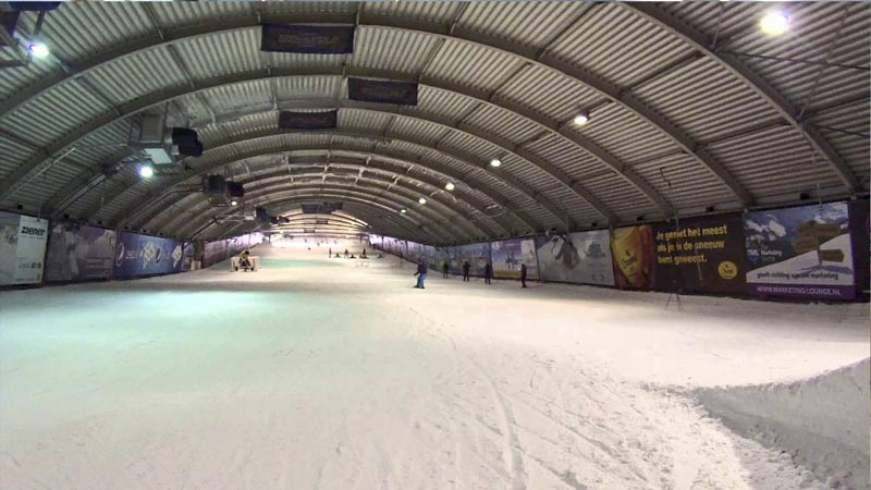 Constructie en bouwveiligheid Snowworld Zoetermeer